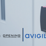 Opening Technologies Partners with Avigilon